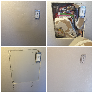 Bad Drywall Patch: What To Do?